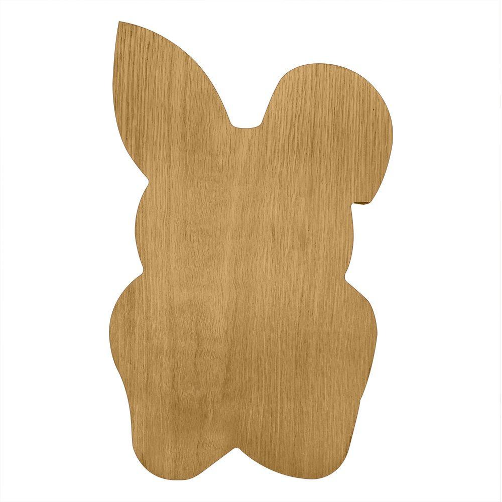 Zeta Tau Alpha Bunny Board or Plaque