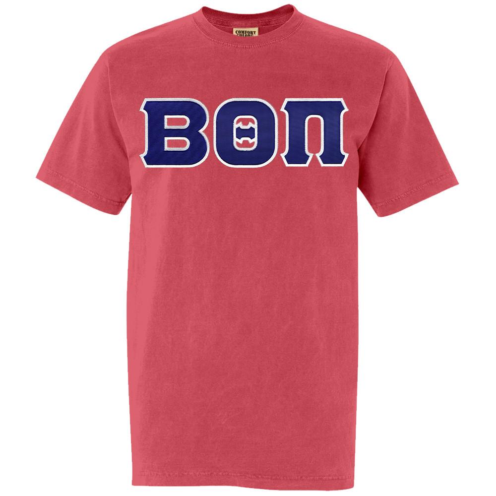 86a42c6f Fraternity & Sorority Comfort Colors T-Shirt
