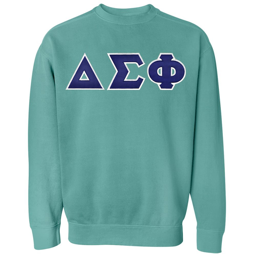 Fraternity & Sorority Comfort Colors Sweatshirt