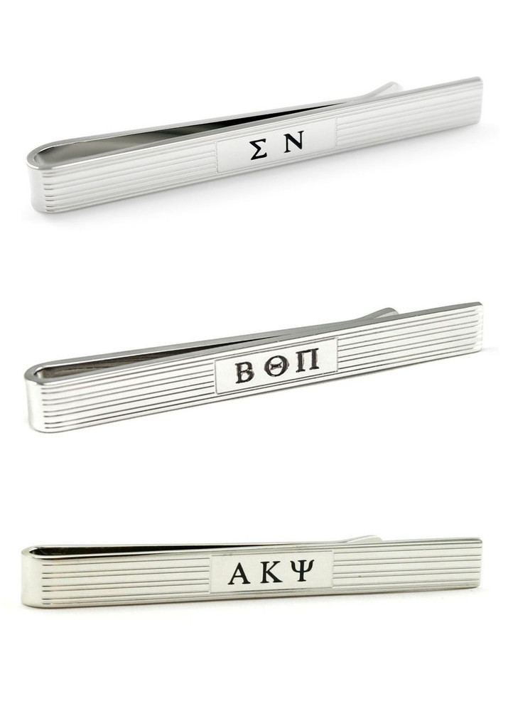 Fraternity Tie Clip Bar