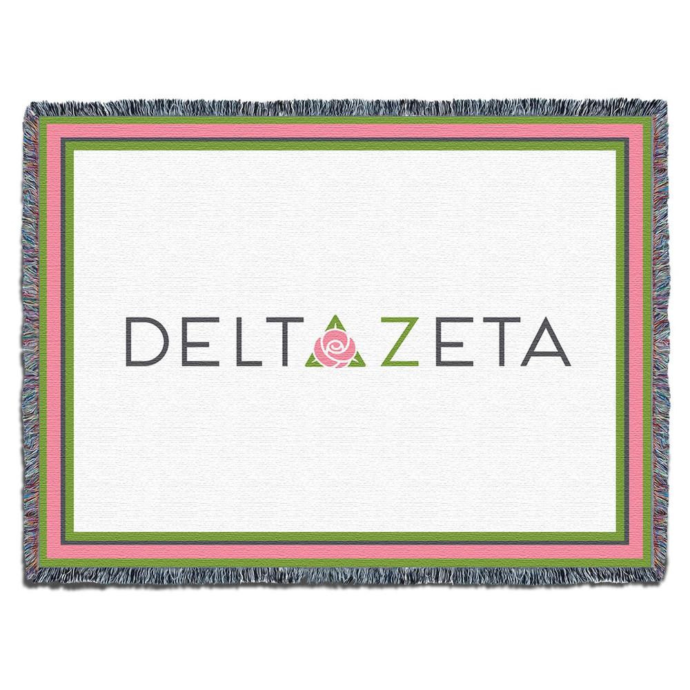 Delta Zeta Blanket