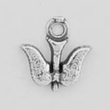 Sterling Silver Small Dove Symbol