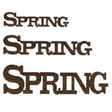 Logo Text - Spring