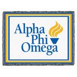 Alpha Phi Omega Blanket