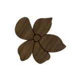Wooden Violet Symbol