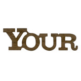 Logo Text - Your