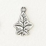 Sterling Silver Large Ivy Leaf Symbol