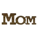 Logo Text - Mom