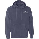 Fraternity & Sorority Comfort Colors Hooded Sweatshirt
