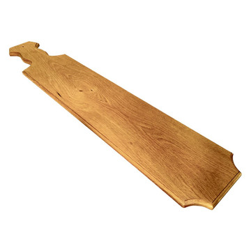 Fraternity and Sorority 48 Inch Jumbo Blank Paddle Side