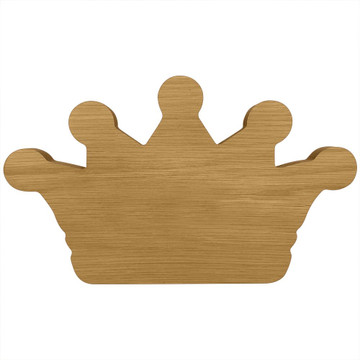 Zeta Tau Alpha Crown Board or Plaque