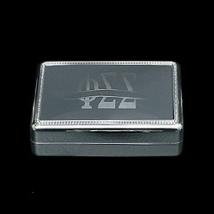 Large Silver Rectangular Box