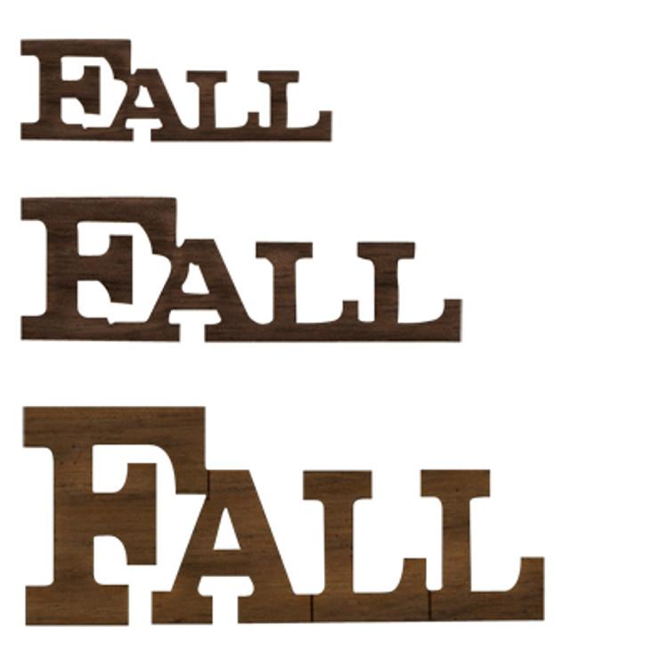 Logo Text - Fall