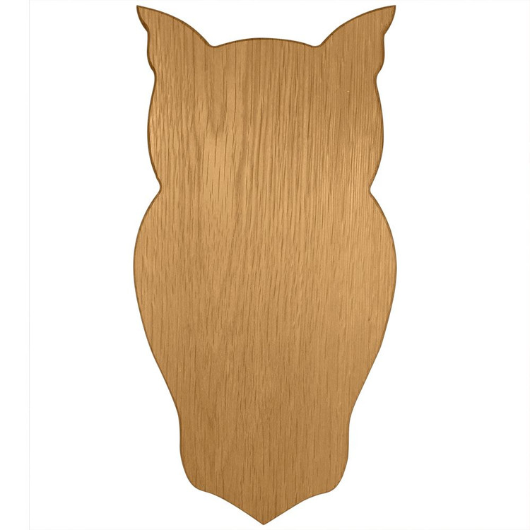 Chi Omega Large Owl Plaque