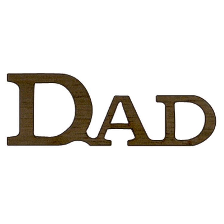 Logo Text -  Dad