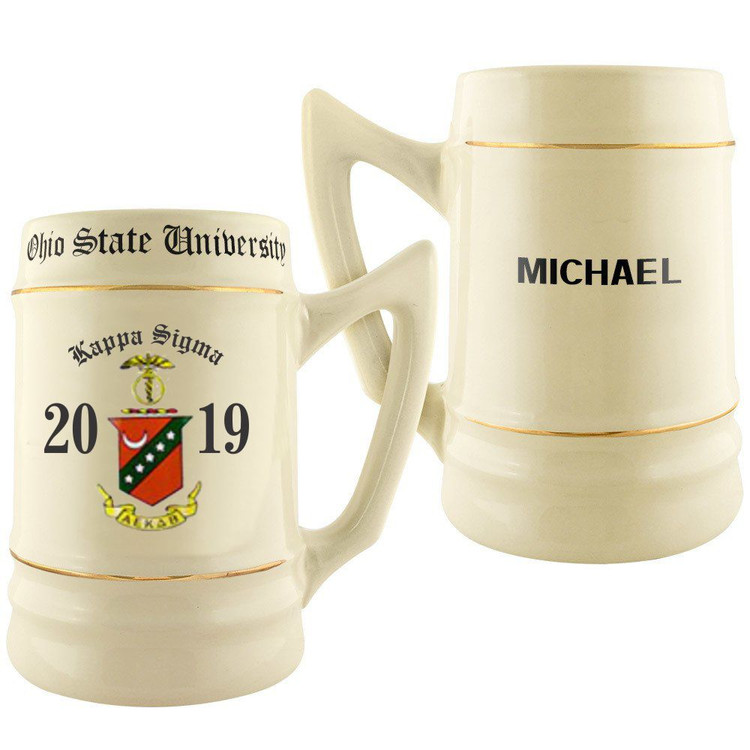 Fraternity & Sorority Stein