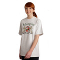 Irish Coat of Arms Tee Shirt Ash | Irish Rose Gifts