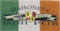 Irish Coat of Arms Flag Pub Tee Shirt in Natural | Irish Rose Gifts