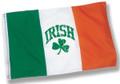 Irish Shamrock Flag - Size - 3' x 5' foot