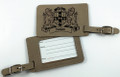 Irish Coat of Arms Luggage Tags  -  (Set of 2)