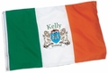 Heavy Duty Outdoor Irish Coat of Arms Ireland Flag