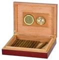 Irish Coat of Arms Cigar Humidor box | Irish Rose Gifts