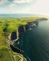 Cliffs of Moher - West Coast of Ireland