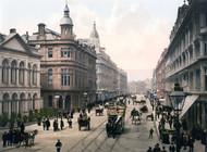 Royal Avenue, Belfast Ireland 1898 and 2011