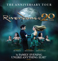 Riverdance is back with a 20th anniversary world tour.