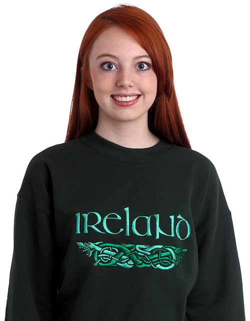Irish Dragons Sweatshirt