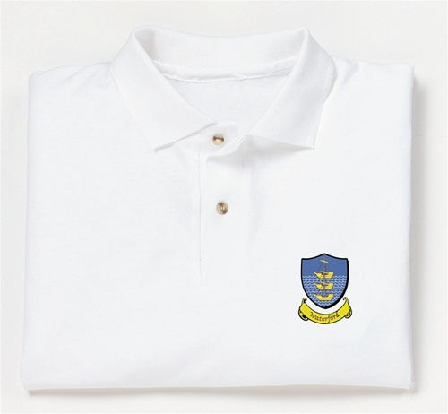 Irish County Coat of Arms Sport Shirt | Irish Rose Gifts
