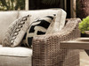 The Beachcroft Patio Sectional Collection