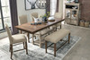The Lettner Dining Room Set w/Bench