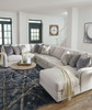 The Dellara Collection Sectional