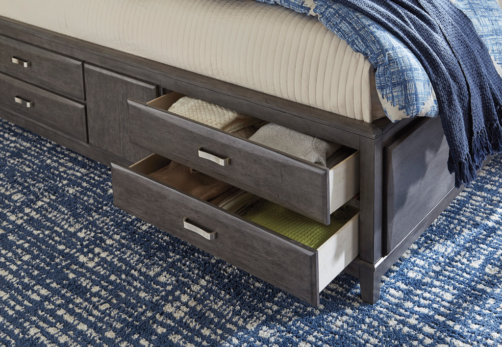 The Caitbrook Storage Bedroom Collection