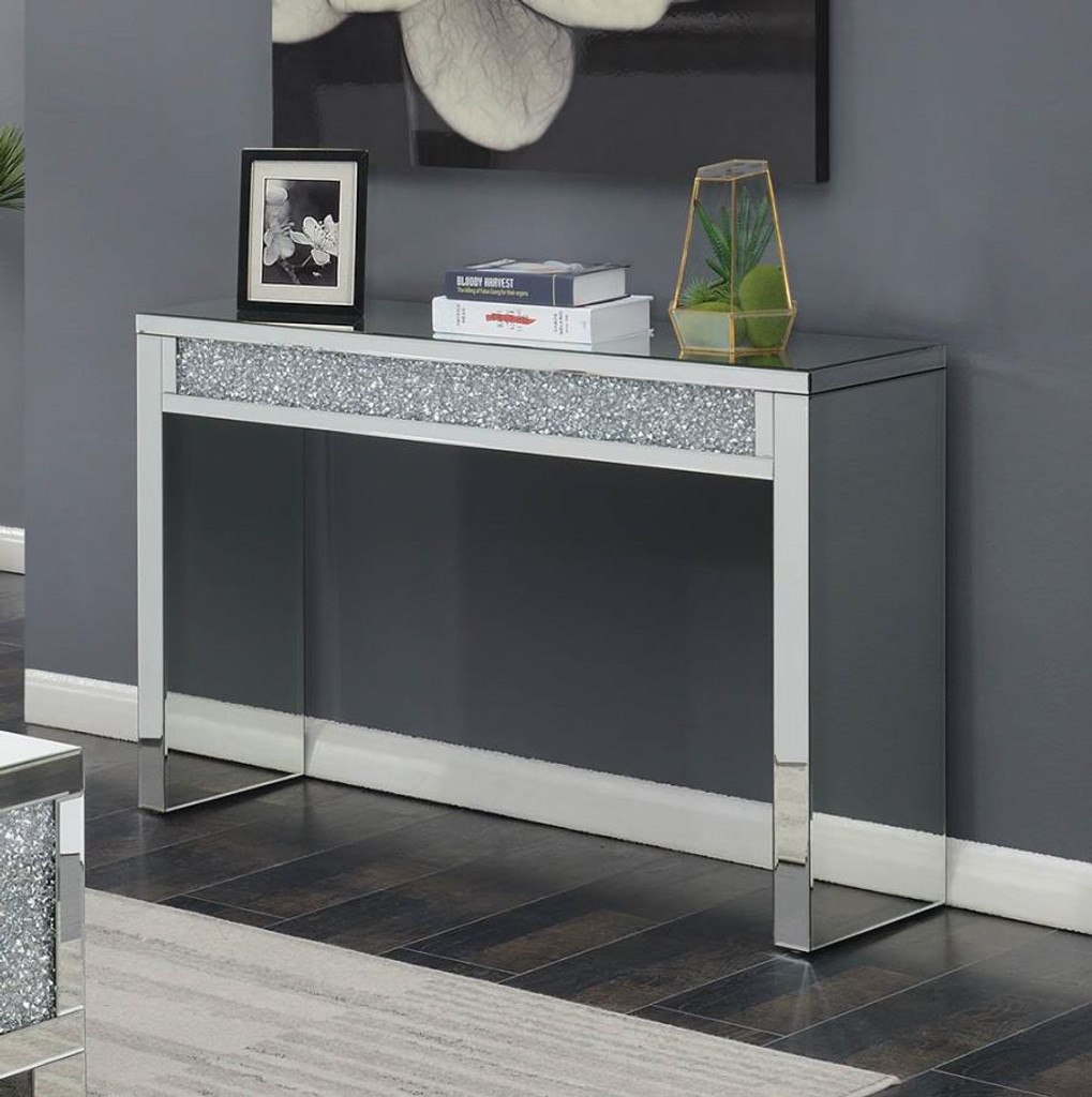 The Cerave Ultra Glam Accent Table