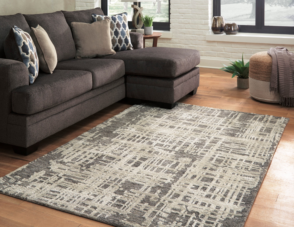 the makalo accent rug