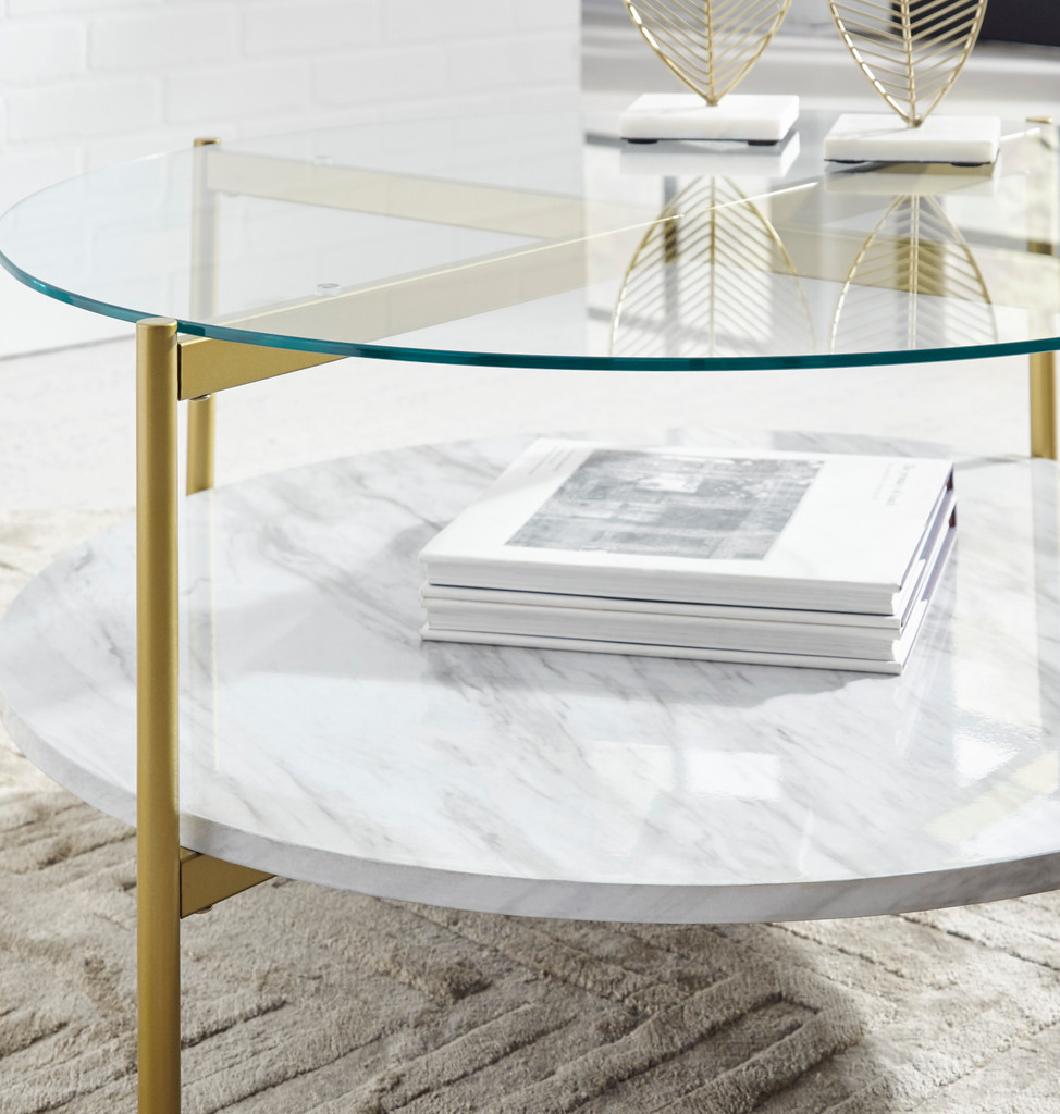 The Wynora Occasional Table Set