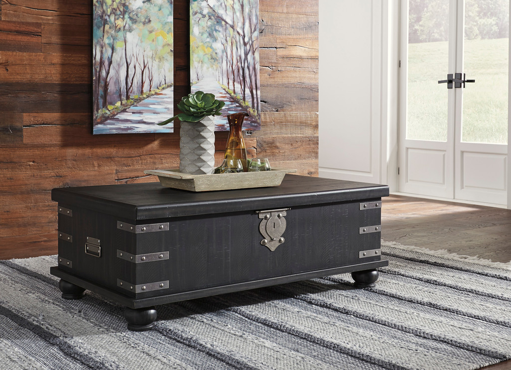 The Delmar Lift Top Table Coffee Table Set