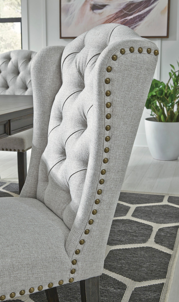 The Jeanette Dining Room Collection W/Bench - Miami Direct Furniture