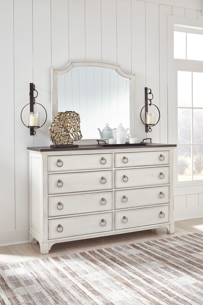 The 7pc Stillwood Bedroom Collection