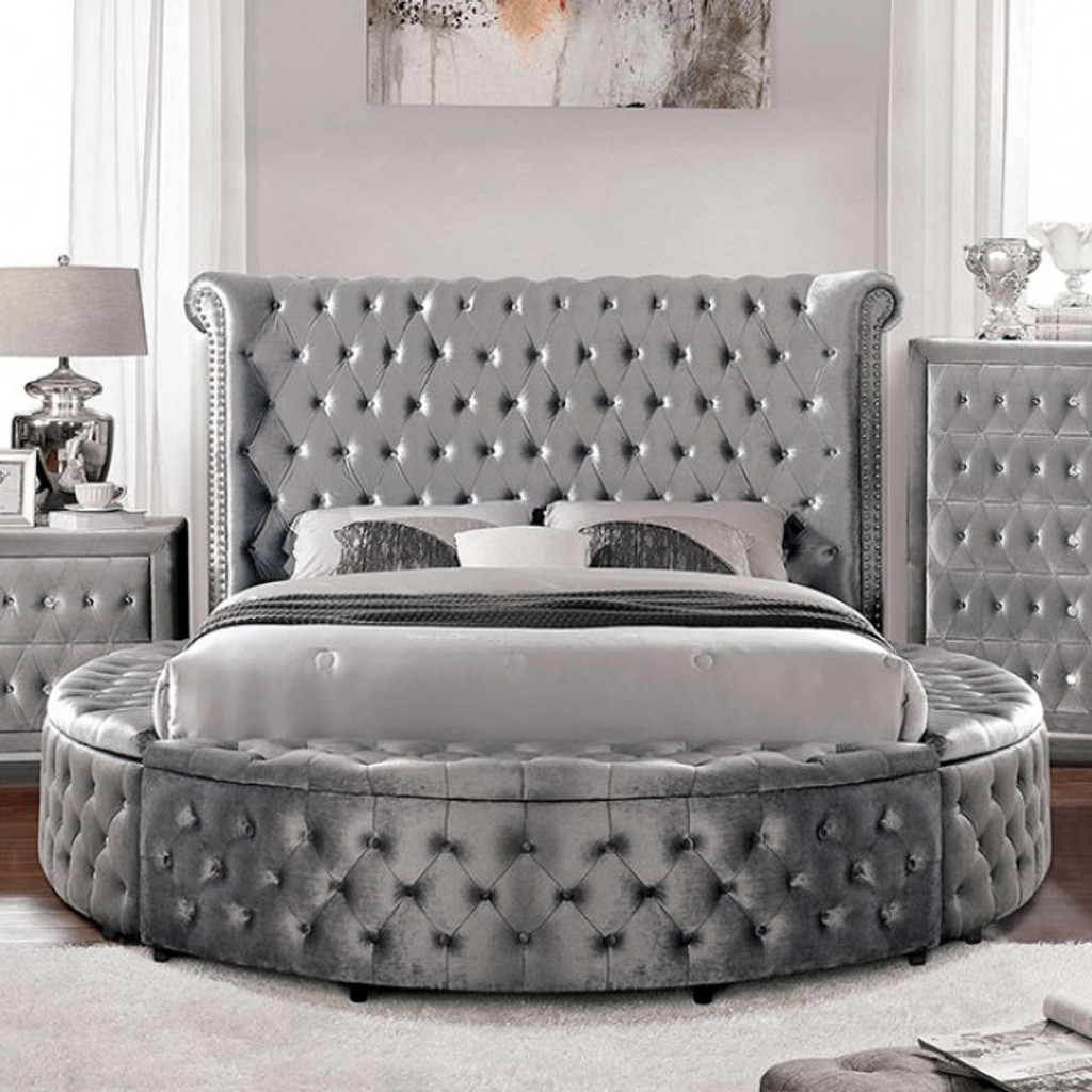 The Delilah Royal Bedroom Collection Miami Direct Furniture