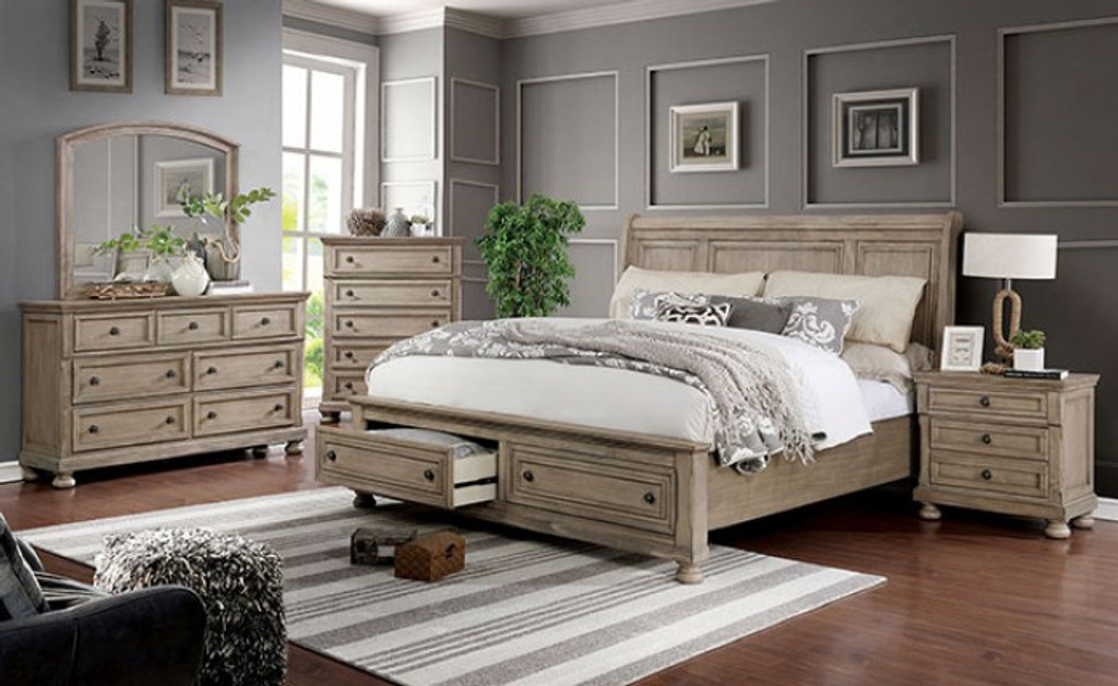 The Wells Gray Bedroom Collection