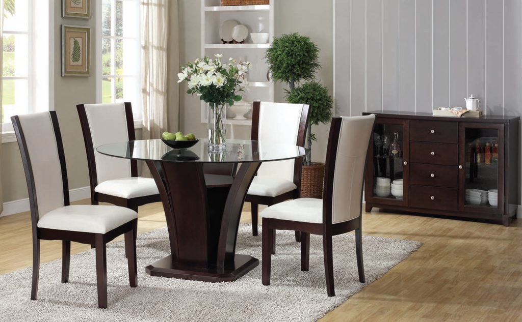 The 5pc Malik Dining Room Collection