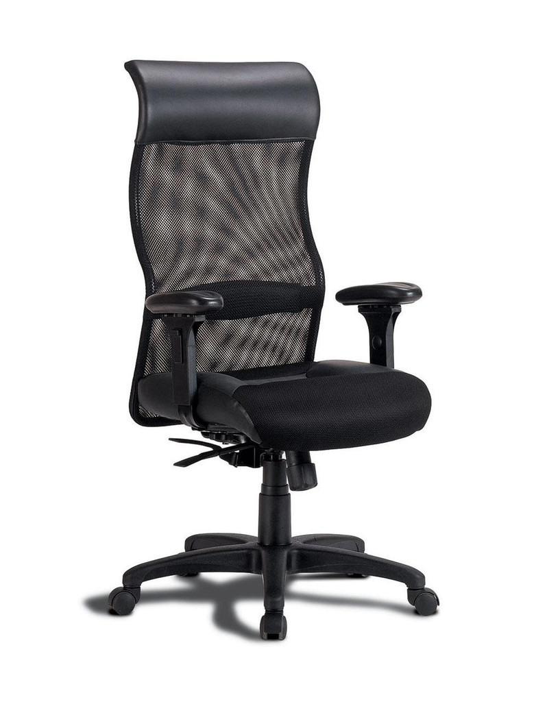Full Adjustment Office Chair In Mesh Fabric