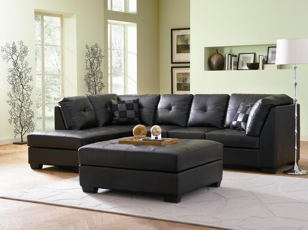 Awesome The Darie Black Sectional Squirreltailoven Fun Painted Chair Ideas Images Squirreltailovenorg