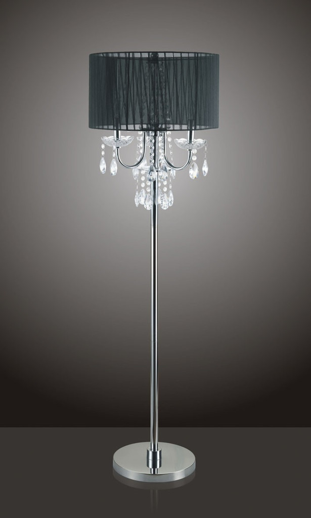 "Romy 63"" Accent Floor Lamp"