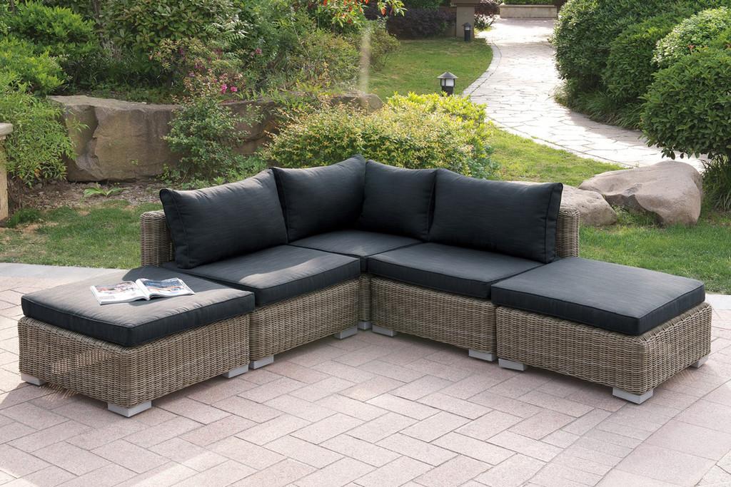Awe Inspiring 5Pc Cartland Outdoor Collection Creativecarmelina Interior Chair Design Creativecarmelinacom