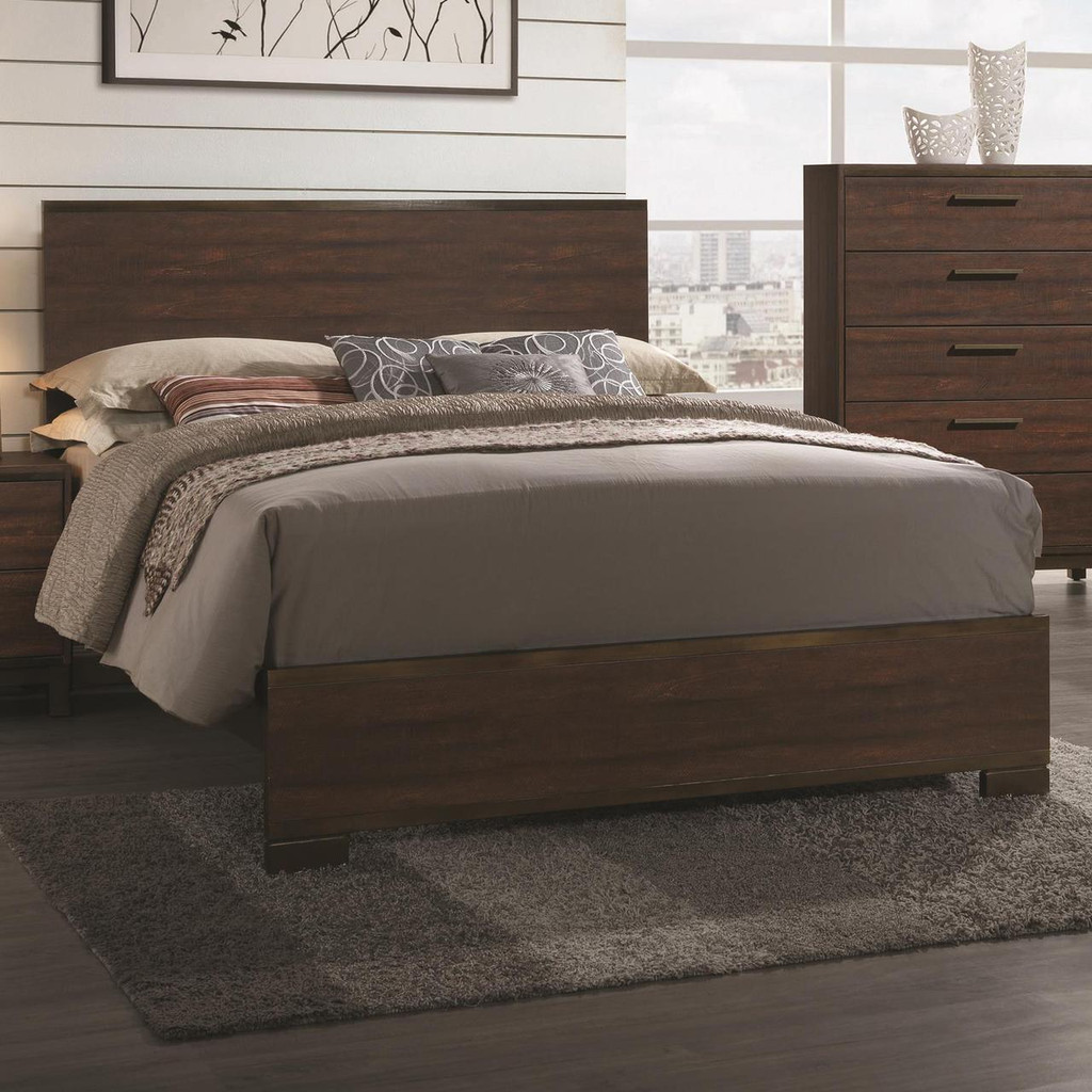 Edmonton Collection Bed - Miami Direct Furniture