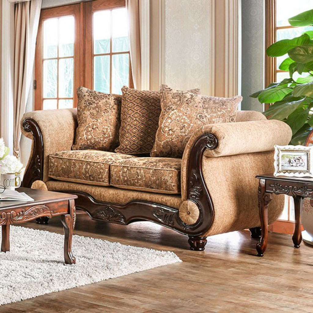 The Nicanor Living Room Collection